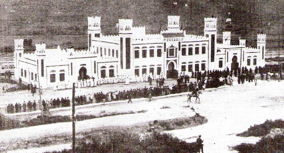 Estacion de Tetuán