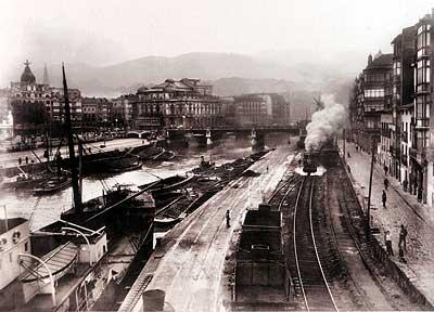 Bilbao a Portugalete