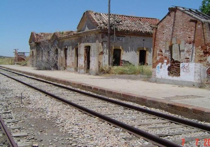 Estacion de Belmez, foto Antonio Jesus Cobos