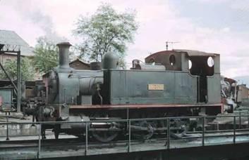 Locomotora 030T-