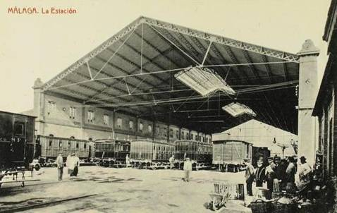 Estacion de Malaga