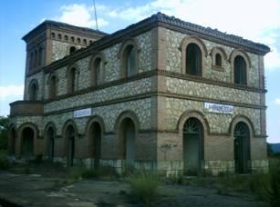 Estacion de la Gramedosa, Foto : Ignacio Latorre