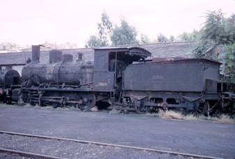 Córdoba, locomotora