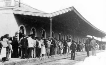 Estacion del Puerto de Santa Maria,
