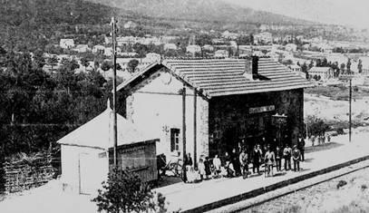 Estacion de San Rafael