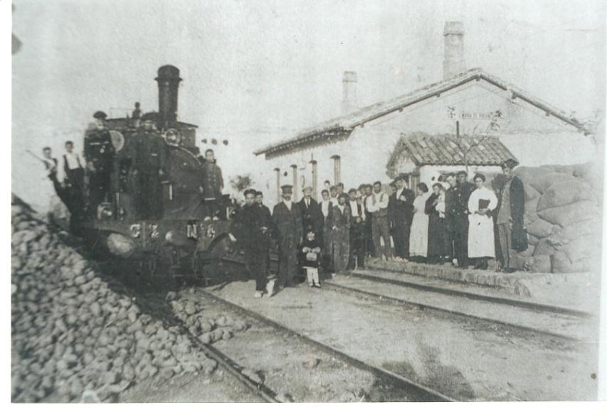 Locomotora nº 4