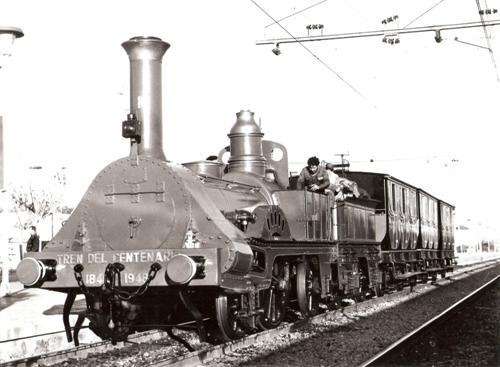 Tren del Centenario