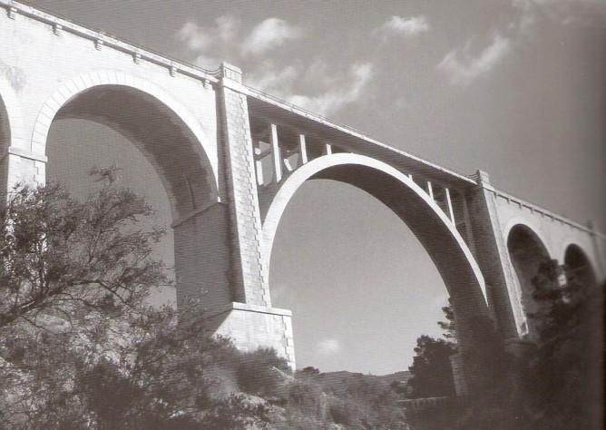 viaducto de Fontanar , foto : Francisco José Antón