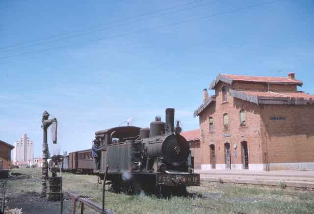 Aguada de Medina, año 1965,