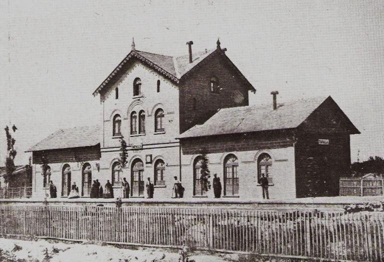 Estacion de Tafalla, Guia Couseau de Norte