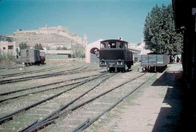Denia, septiembre 1961