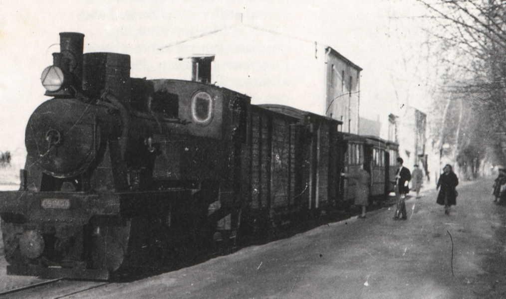 Ferrocarril de Flassa a Palamós