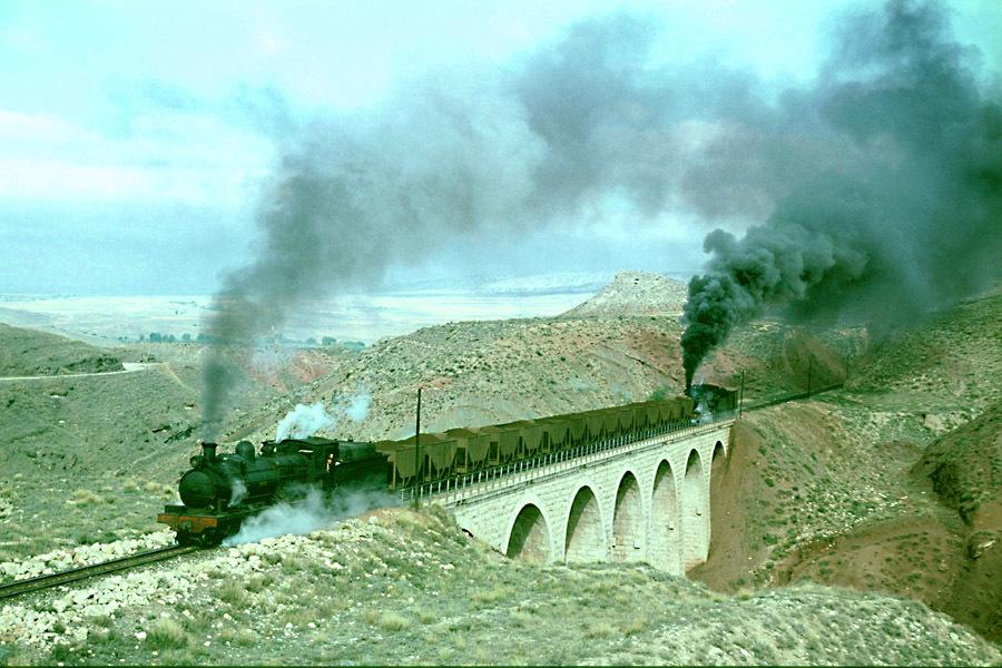 Subida en doble al Puerto Escandon desde Teruel