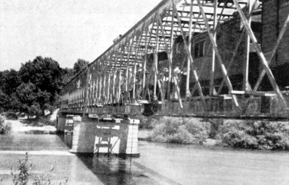 Puente sobre el Alberche