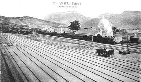 Estacion de Falset