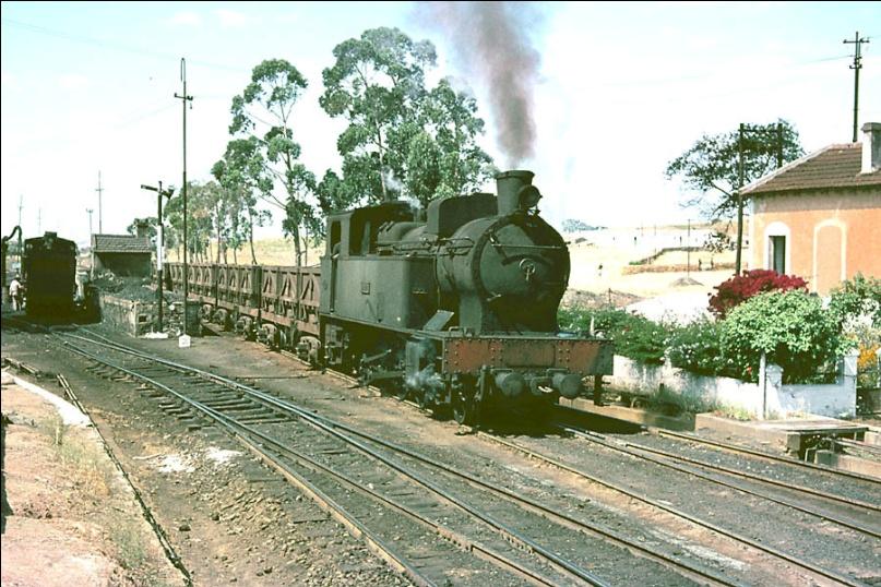 Locomotora nº 39 - Hoenzollern,