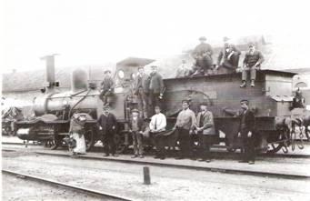 Locomotora Norte nº 213