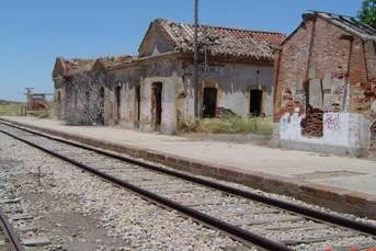 Estacion abandonada de Belmez