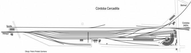 Córdoba Cercadilla- Foto Pedro Pintado Quintana