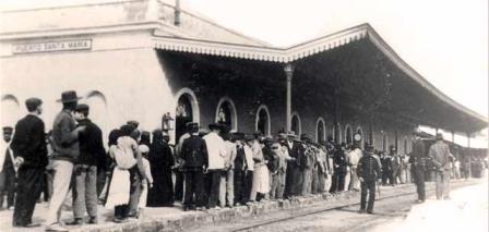 Puerto de Santamaria, fondo Gente del Pueblo