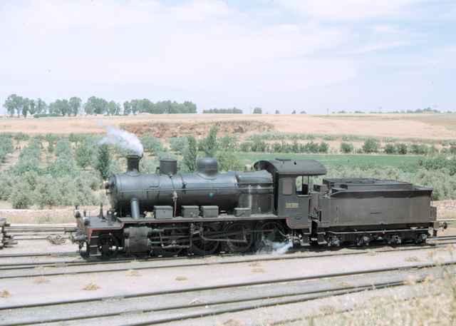 Linares, Locomotora