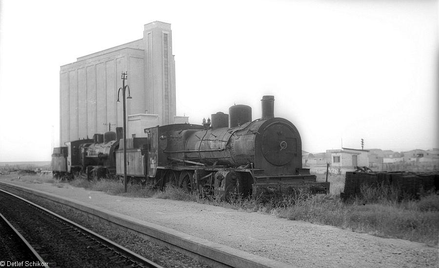 Gallur, Locomotora