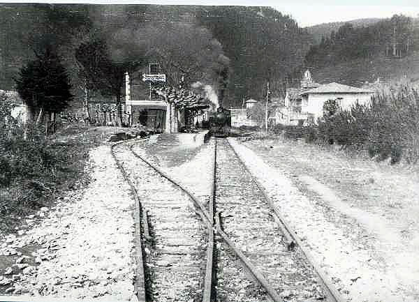 Estacion de Puente Viesgo