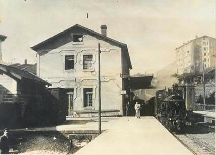 Estacion de Eibar