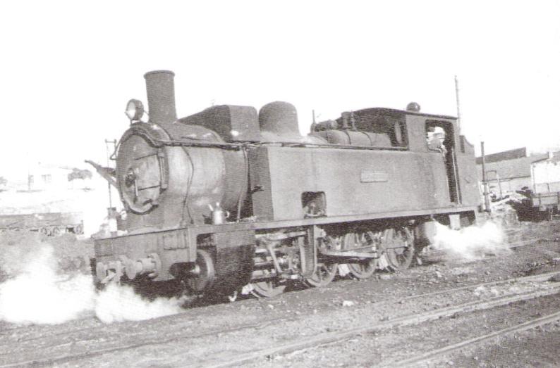 "Locomotora nº 34 ""Almagurera"" , foto : Ferran Llauradó"
