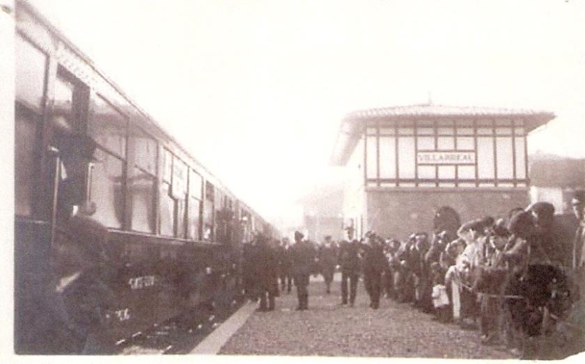 Estacion de Villarreal (Urretxu)
