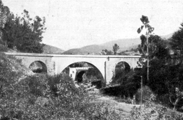 Puente del Areanao
