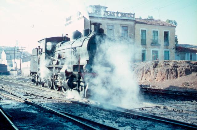 Alcantarilla, octubre 1966