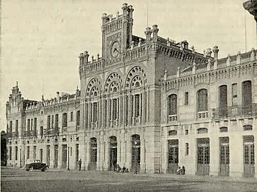 Estacion de Aranjuez