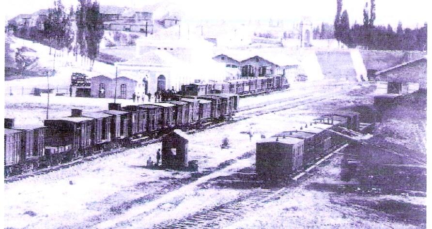 Estacion de Segovia