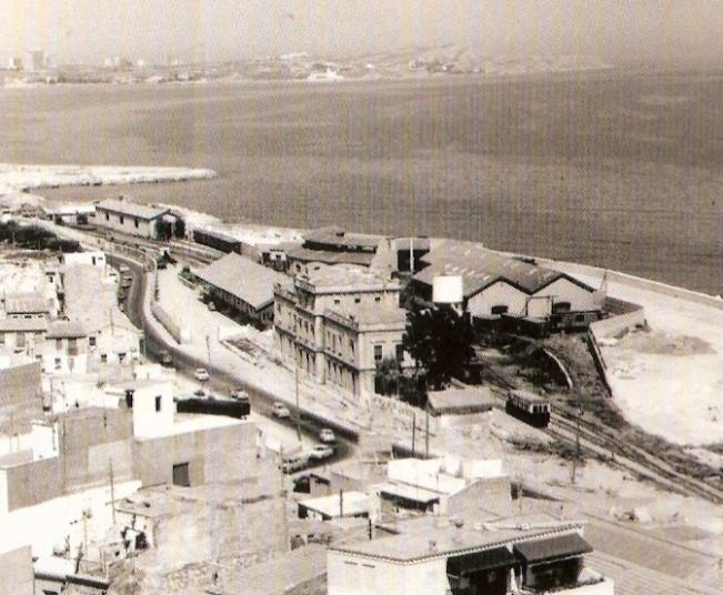 Estacion de Alicante, Fondo Ferrocarrils de la Generalitat Valenciana