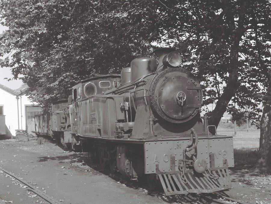"""Locomotora """"Penagos"""""""