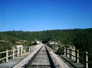 Puente del imposible, Enguidanos, agosto 2008, foto: Ignacio Latorre