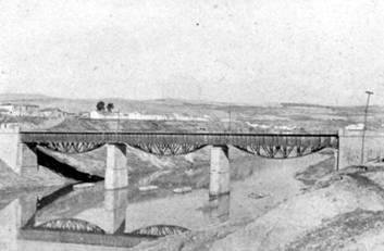Puente sobre el Guadalimar,