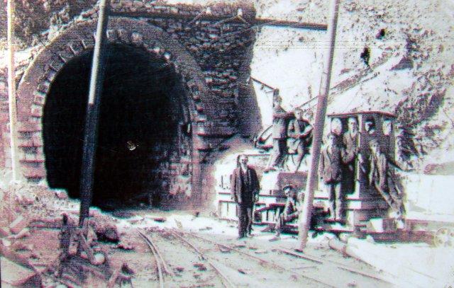 Obras del Túnel de Tossas