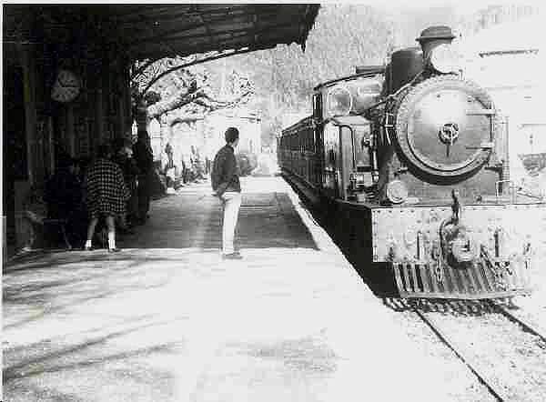 Locomotora Penagos