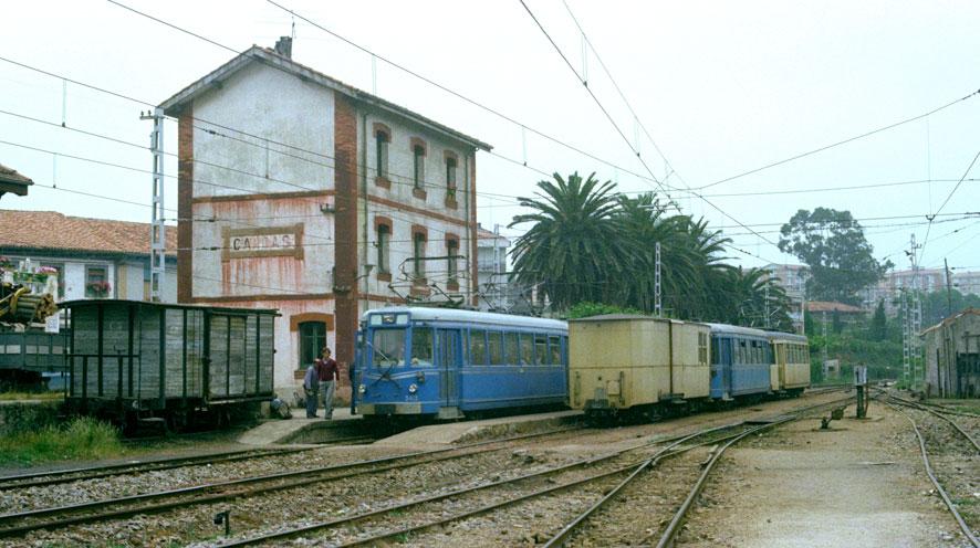 Estacion de Candas