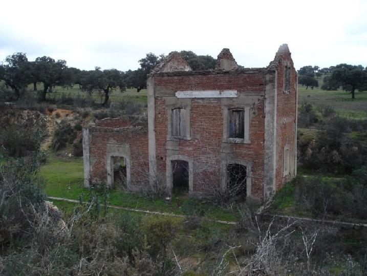 Estacion de castillo de las Guardas, foto : Javier Cerezo Gandul