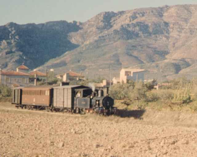 VAY, salida de Muro, septiembre 1961,