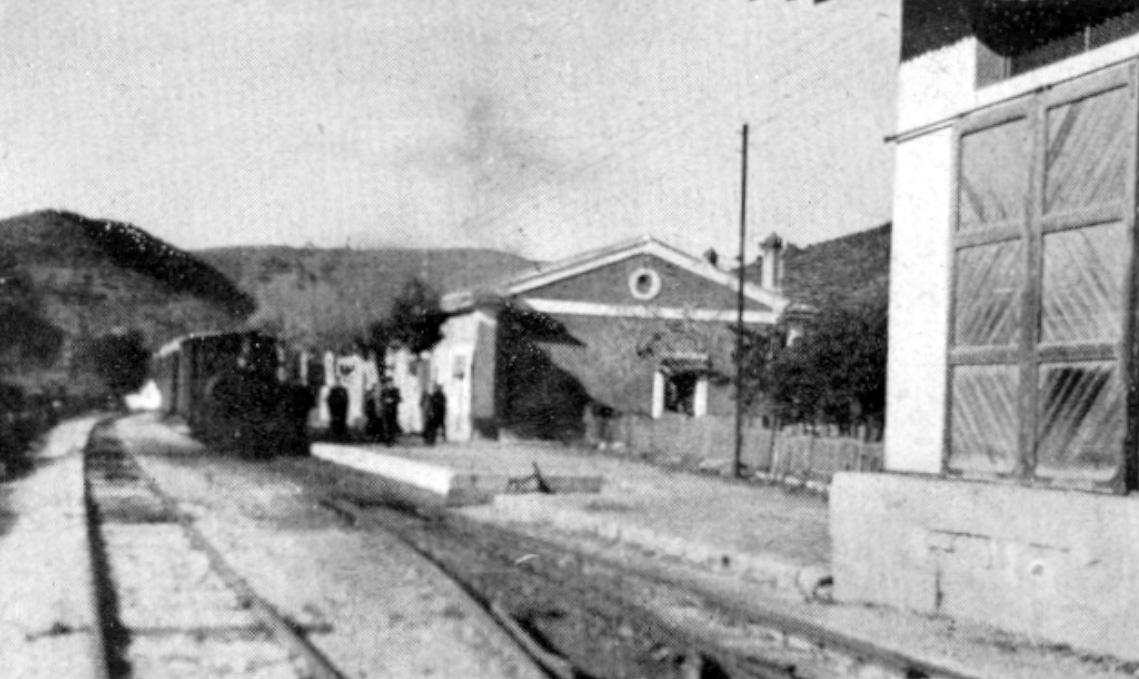 Estacion de Simat de Valldigna