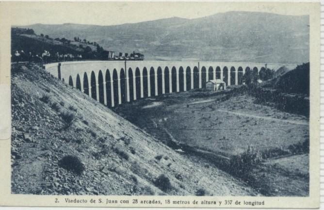 Castiello, viaducto de San Juan