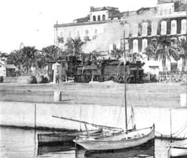 Alicante Puerto, Muelle de Canalejas,