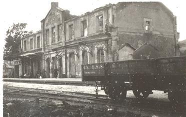 Estacion de Guernika