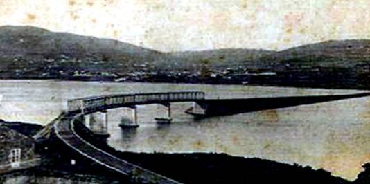 Ferrol, puente de Neda en La Falsca