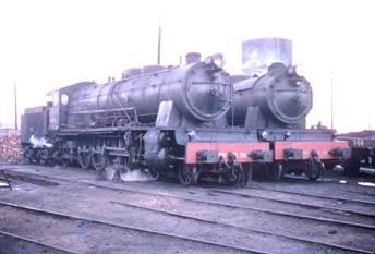 Locomotoras en Córdoba,