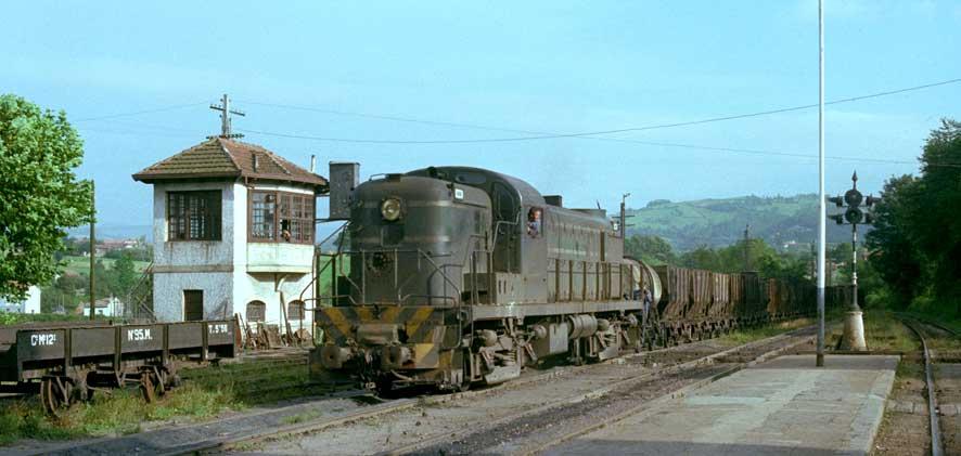 Transporte de mineral en Noreña
